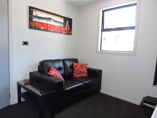 Gore, Nova Zelândia: Studio Lounge