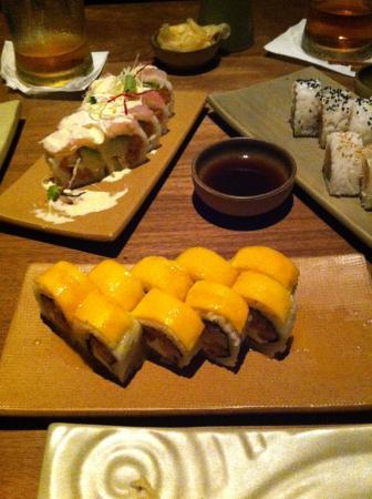 Osaka: El mejor sushi!