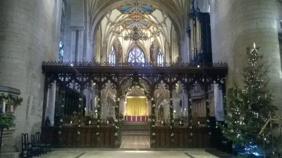 Tewkesbury Abbey: Awesome