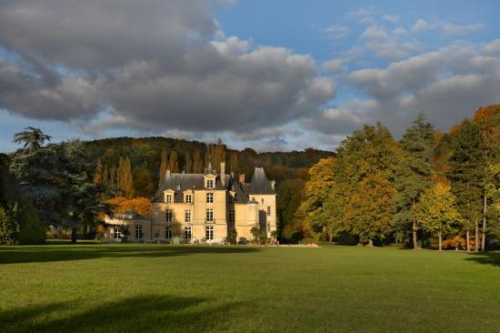 Parc et Jardins du Chateau d'Acquigny