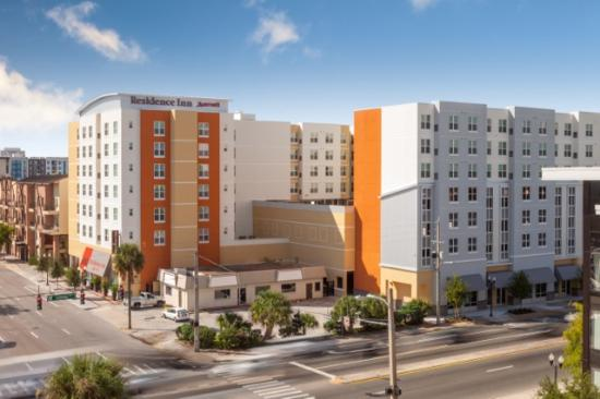 Residence Inn Orlando Downtown