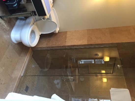 The US Grant: Room 342 Bathroom