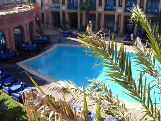 hotel outdoor swimming pool picture of le medina essaouira hotel rh tripadvisor com