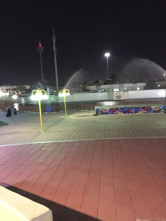 Kuwait's Musical Fountain Park