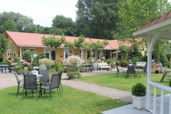 Wijngaard de Amsteltuin
