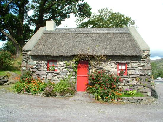Kenmare, Irland: The Traditional Barn