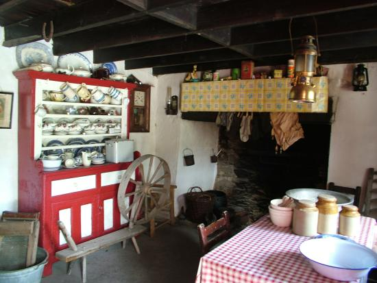 Kenmare, Irland: The Kitchen / Cafe