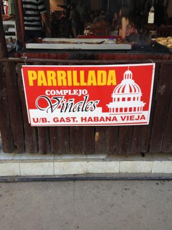 bar restaurant Vinales