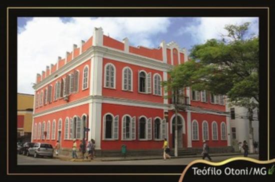 Camara Municipal: Câmara Municipal de T Otoni - MG
