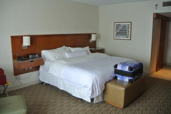 The Westin Ottawa : chambre