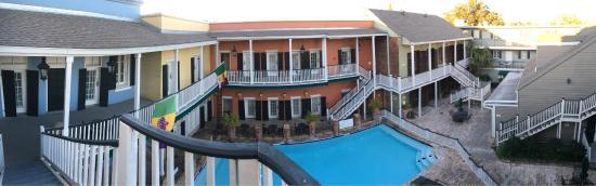 뉴올리언스 코트야드 호텔 사진