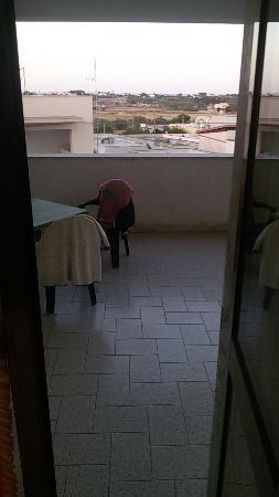 Albergo Ristorante Da Rosanna: veranda