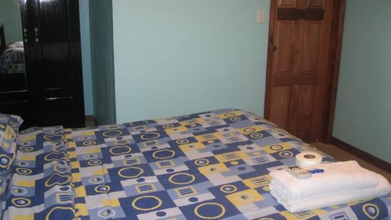 Hotel Ocean Paradise: Bed