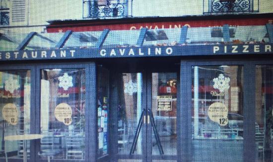 Cavalino Restaurant Xiieme Arr. De Paris