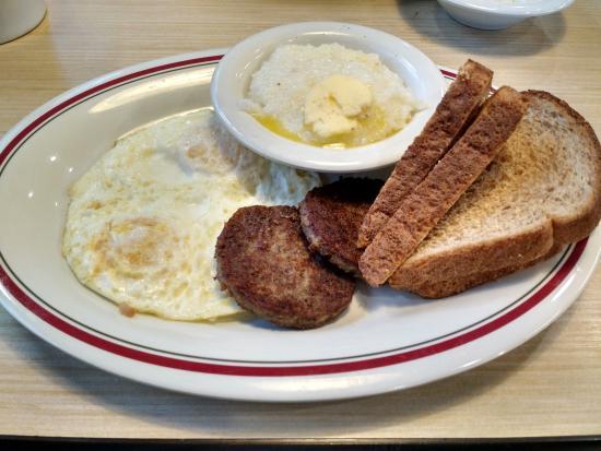 Premium Breakfast Plattr @ Huddle House