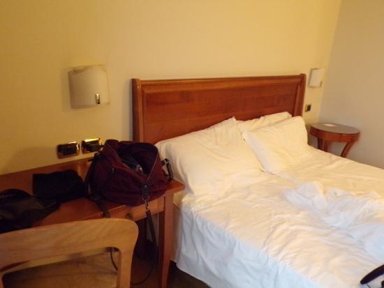 Hotel Plaza: la camera