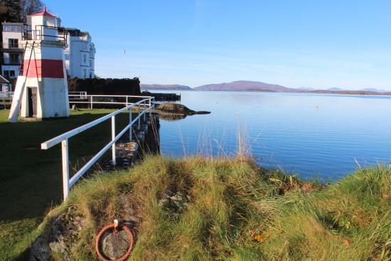 Prospect over Loch Crinan