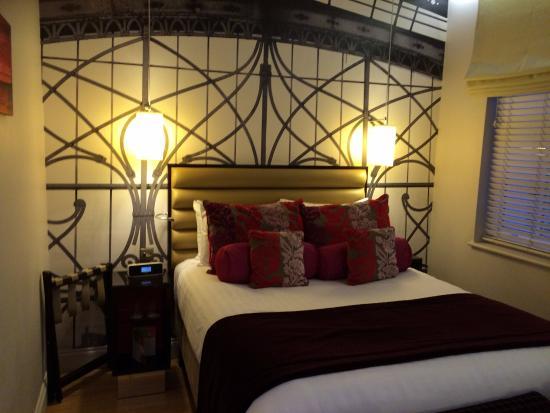 Hotel Indigo London-Paddington: Extremely comfortable bed
