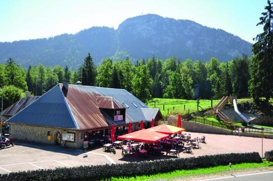 Restaurant du Mont d'Orzeires