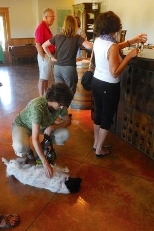 Carlton, Oregón: Secret weapon to keep you at the tasting room