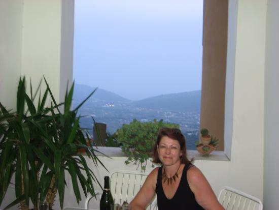 Albergo Il Castello : Mountain view