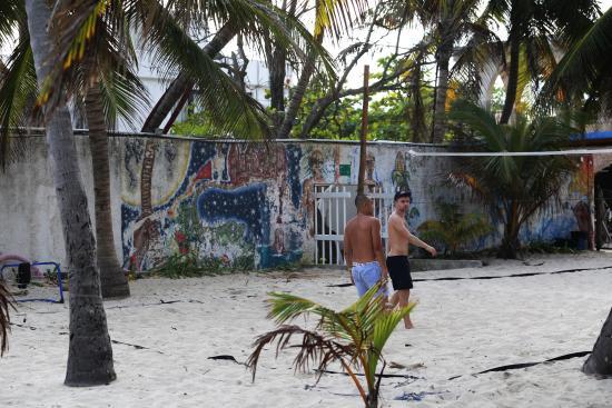 Poc-Na Hostel: fitness place