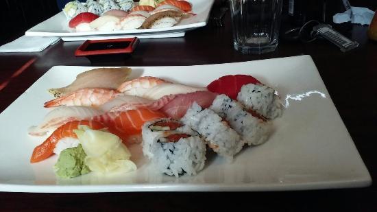 Fresh Wasabi Sushi