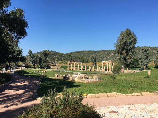 Attika, Griechenland: Vravron