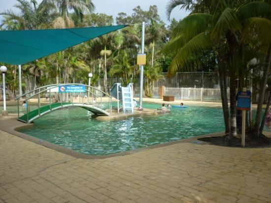 Ingenia Holidays One Mile Beach The Pool At One Mile Beach Holiday Park