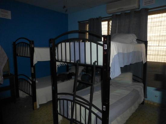 Panama House Bed & Breakfast: Shared room