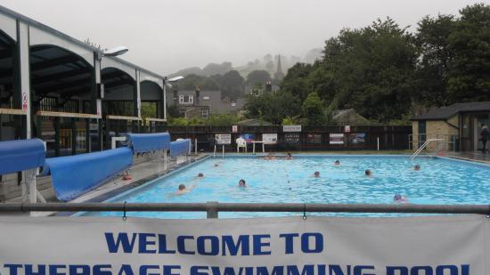 Hathersage village pool