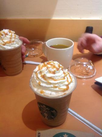 Starbucks: Frappuccino