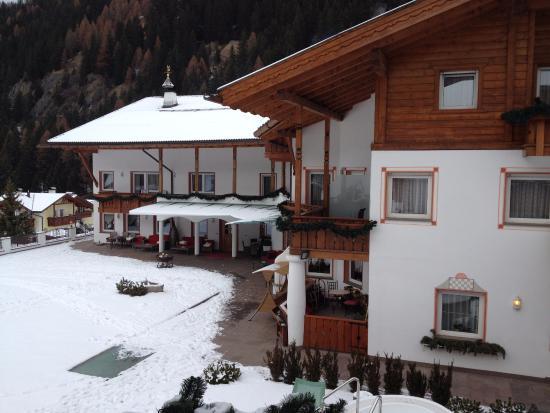 Hotel Welponer: dalla camera