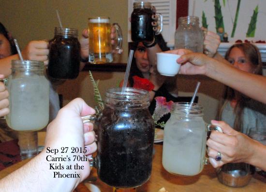 Phoenix Garden: 70th birthday celebration part 2
