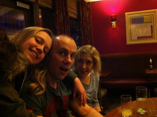 Premier Inn London Kings Cross Hotel: Great for a Family Reunion