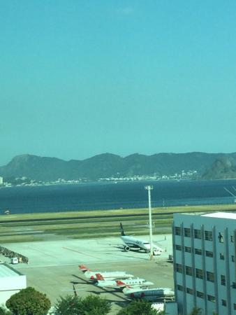 Ibis Rio de Janeiro Santos Dumont: Vista do apartamento 8o. Andar