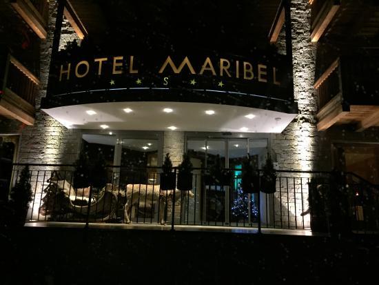 Hotel Maribel: ingresso