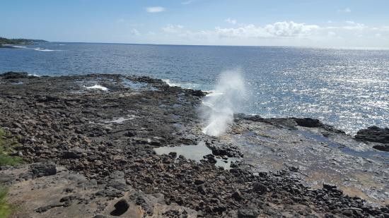 Spouting Horn (on a calm day)