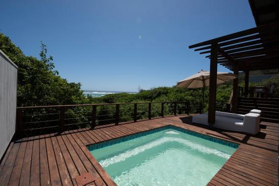 Zitundo, Mozambique : Private Plunge Pool