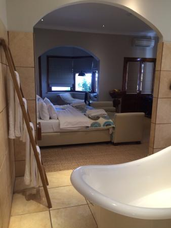 Glen Boutique Hotel & Spa: Room #1 - Suite