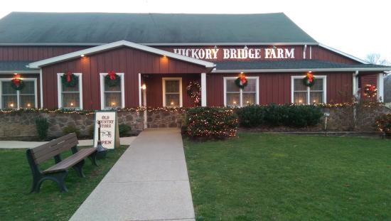 Hickory Bridge Farm Bed and Breakfast Picture