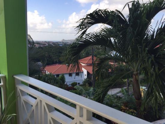Habitat Terrace: Vue depuis la chambre