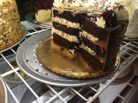 Γλασκώβη, Κεντάκι: Cake was huge