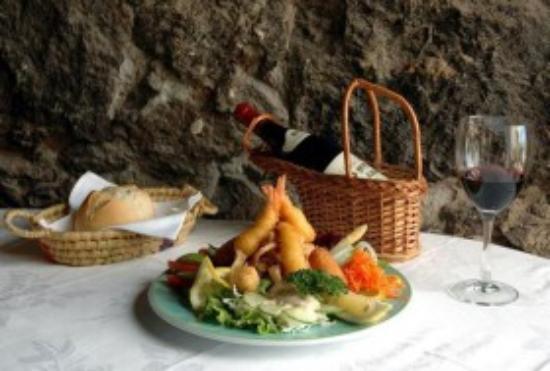 San Juan de la Rambla, Spania: Fritos a la Andaluza