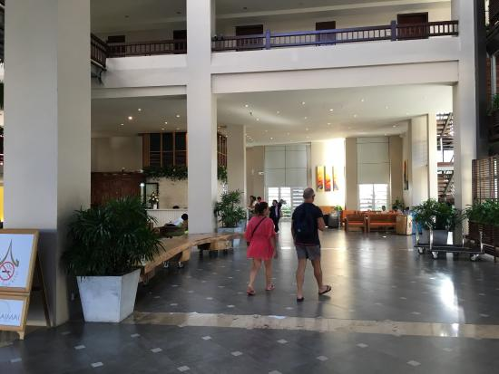 Baan Laimai Beach Resort: Soggiorno al Baan Laimai dal 6.1 al 14.1 16 - unica pecca: il bagno, poco illuminato.
