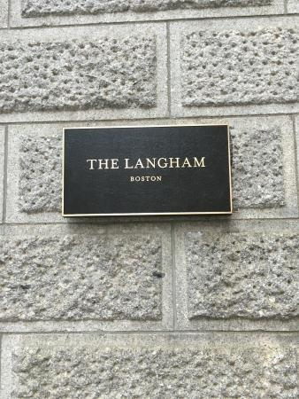 The Langham, Boston Picture