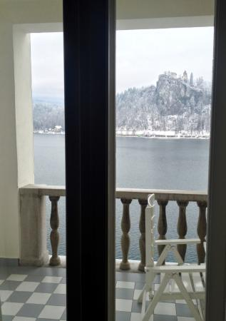 Grand Hotel Toplice: Room - view