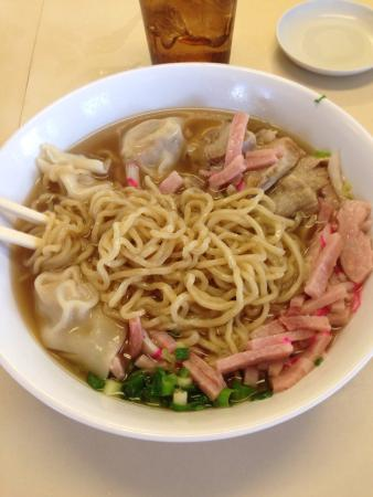 Best noodles on island