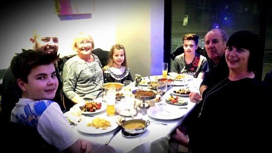 Saleem Bagh: Happy dining