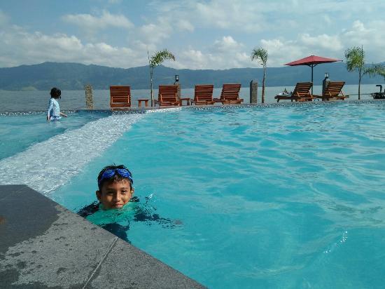 Samosir Cottages resort: Selamat Datang di Samosir Cottage